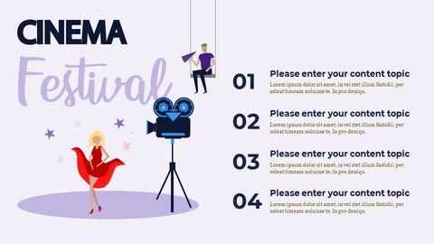 Cinema Festival Simple Slides Design_03