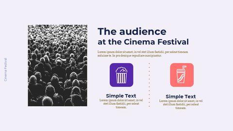 Cinema Festival Simple Slides Design_15