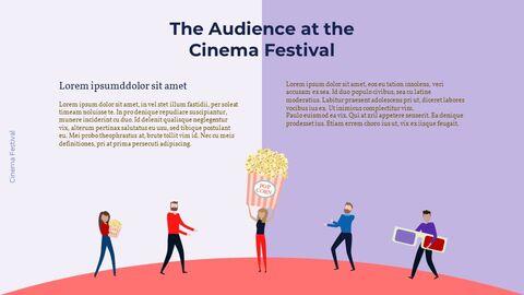 Cinema Festival Simple Slides Design_17