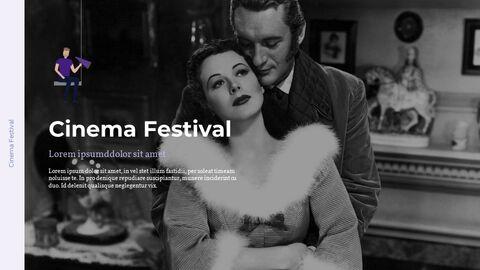 Cinema Festival Simple Slides Design_20
