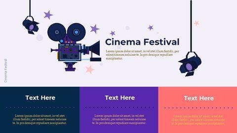 Cinema Festival Simple Slides Design_26