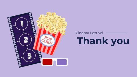 Cinema Festival Simple Slides Design_40