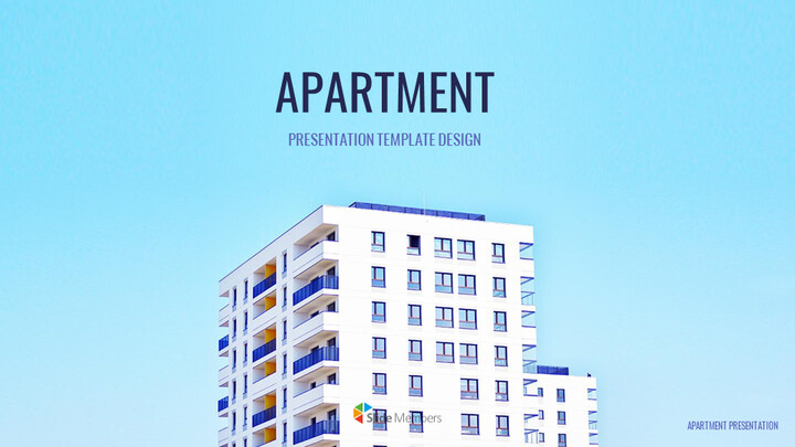 Apartment Google PowerPoint_01