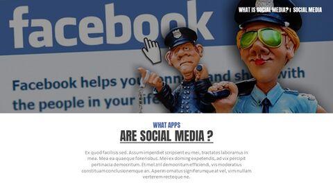 Social Media Simple Google Presentation_07