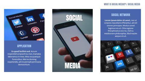 Social Media Simple Google Presentation_11