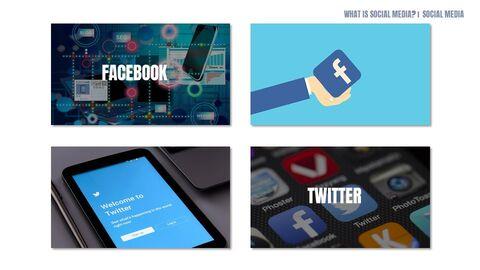 소셜 미디어 심플한 Google 프레젠테이션_05