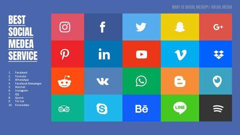 Social Media Simple Google Presentation_26