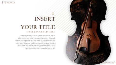 바이올린과 첼로 키노트 프레젠테이션 템플릿_05