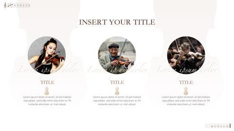 바이올린과 첼로 키노트 프레젠테이션 템플릿_09