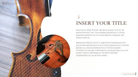 바이올린과 첼로 키노트 프레젠테이션 템플릿_12