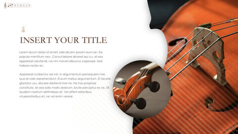 Violin & Cello Keynote Presentation Template_03