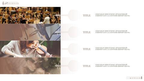 바이올린과 첼로 키노트 프레젠테이션 템플릿_17