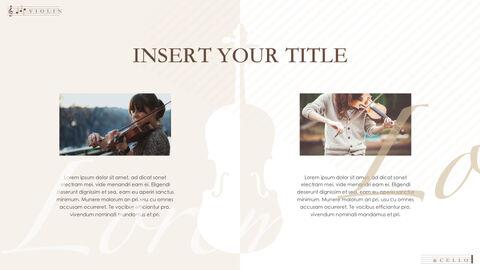 바이올린과 첼로 키노트 프레젠테이션 템플릿_25