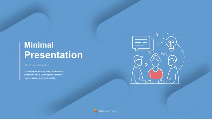 Line Icon Minimal Presentation Creative Keynote_01