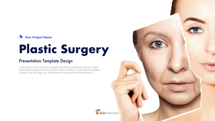 Plastic Surgery Theme Keynote Design_01