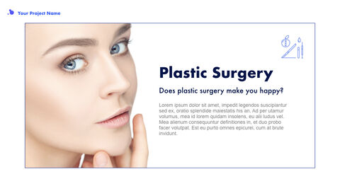 Plastic Surgery Theme Keynote Design_05
