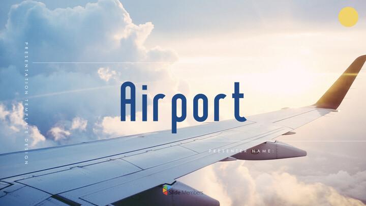 Airport Keynote PowerPoint_01
