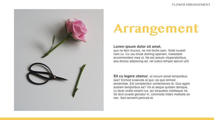 Flower Arrangement Best Keynote_02