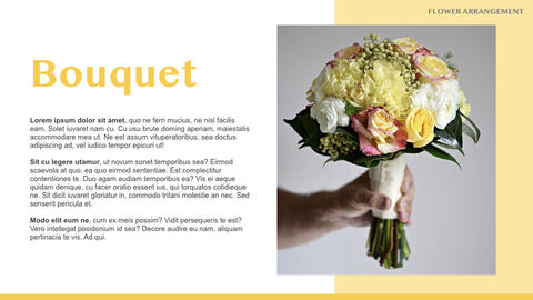 Flower Arrangement Best Keynote_02