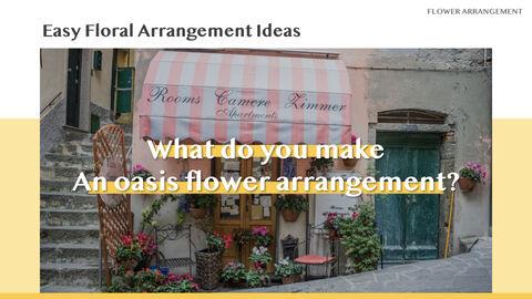Flower Arrangement Best Keynote_05