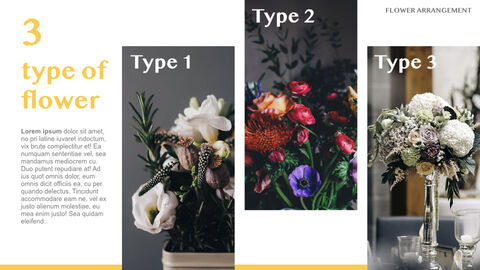 Flower Arrangement Best Keynote_06