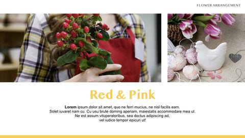 Flower Arrangement Best Keynote_07