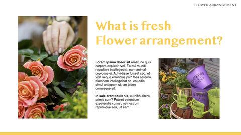 Flower Arrangement Best Keynote_08