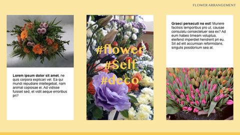 Flower Arrangement Best Keynote_11