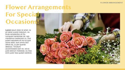 Flower Arrangement Best Keynote_12