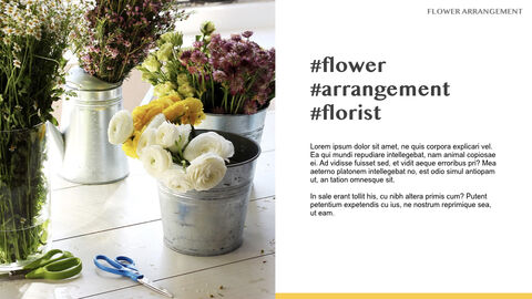 Flower Arrangement Best Keynote_16