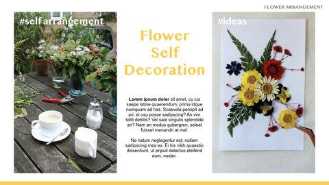 Flower Arrangement Best Keynote_22