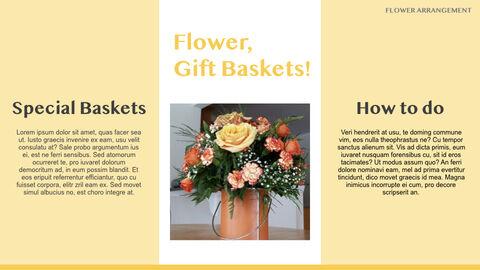 Flower Arrangement Best Keynote_26