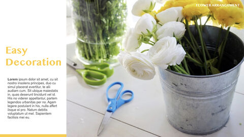 Flower Arrangement Best Keynote_29