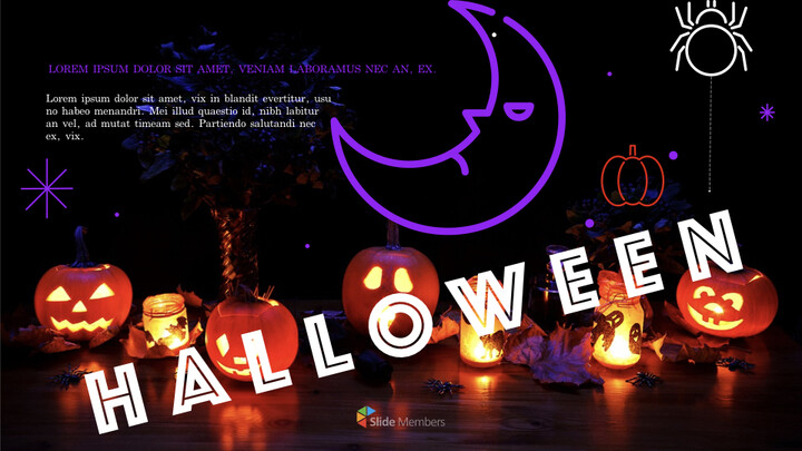 Halloween Day PPT Keynote_01