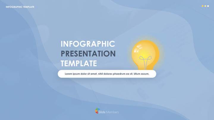 Infographic Flat Design Template Keynote Templates for Creatives_01