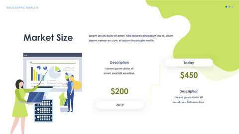 Infographic Flat Design Template Keynote Templates for Creatives_05