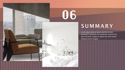 Interior Plan Template Theme Keynote Design_07