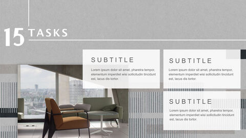 Interior Plan Template Theme Keynote Design_16