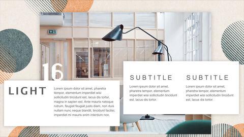 Interior Plan Template Theme Keynote Design_17