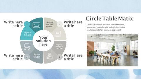 Interior Plan Template Theme Keynote Design_25
