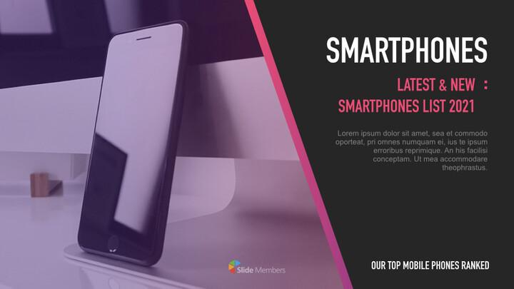 Latest & New Smartphone List iMac Keynote_01