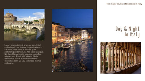 The Major Tourist Attractions In Italy Best Keynote_12