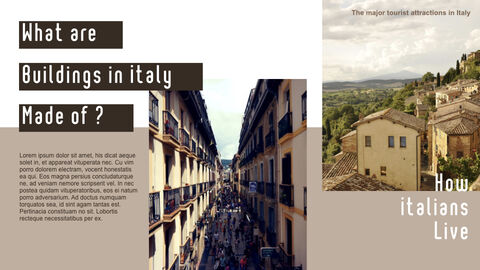 The Major Tourist Attractions In Italy Best Keynote_16