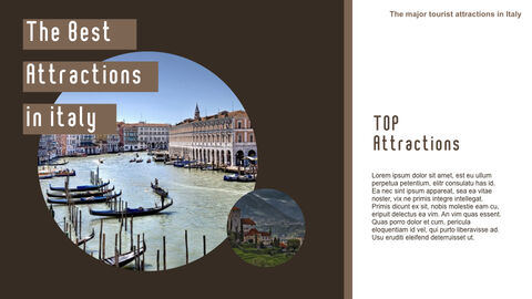 The Major Tourist Attractions In Italy Best Keynote_17