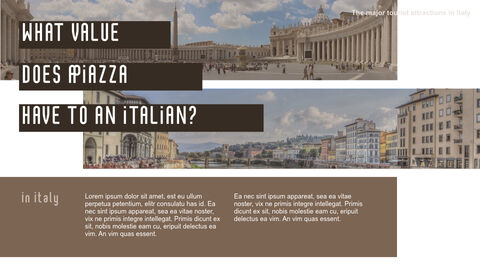 The Major Tourist Attractions In Italy Best Keynote_18