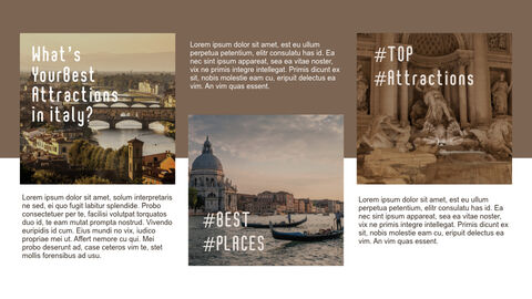 The Major Tourist Attractions In Italy Best Keynote_20