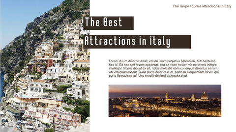 The Major Tourist Attractions In Italy Best Keynote_27