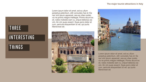 The Major Tourist Attractions In Italy Best Keynote_28