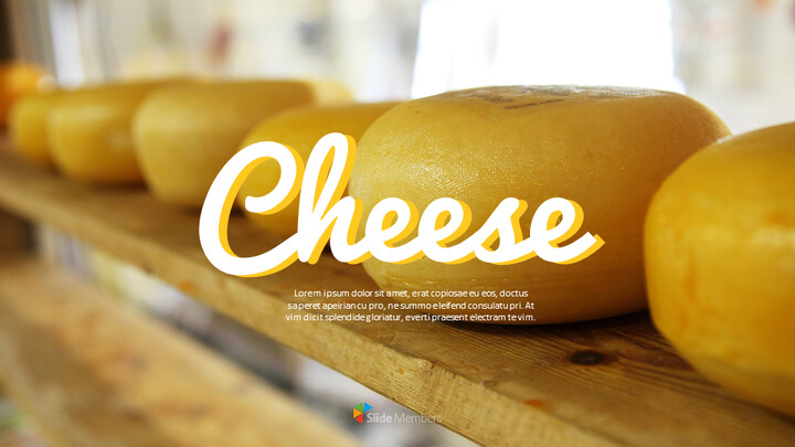 Cheese Google PowerPoint_01