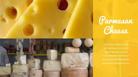 Cheese Google PowerPoint_02